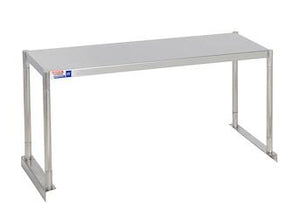 SSTP312-1 FIXED SINGLE OVER SHELF UNIT 914 X 304 MM - American Catering Equipment (UK) Ltd