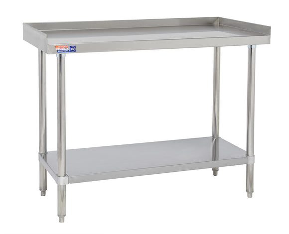 SSUT424 PREP TABLE 1219 X 610 MM