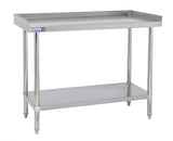 SSUT424 PREP TABLE 1219 X 610 MM - American Catering Equipment (UK) Ltd