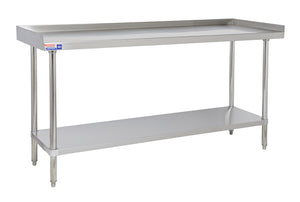 SSUT624 PREP TABLE 1829 X 610 MM - American Catering Equipment (UK) Ltd