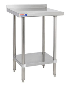 SSWB230 WALL TABLE 610 X 762 MM - American Catering Equipment (UK) Ltd