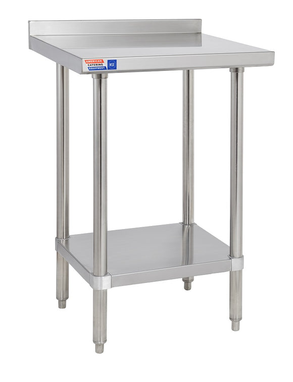 SSWB224 WALL TABLE 610 X 610 MM - American Catering Equipment (UK) Ltd