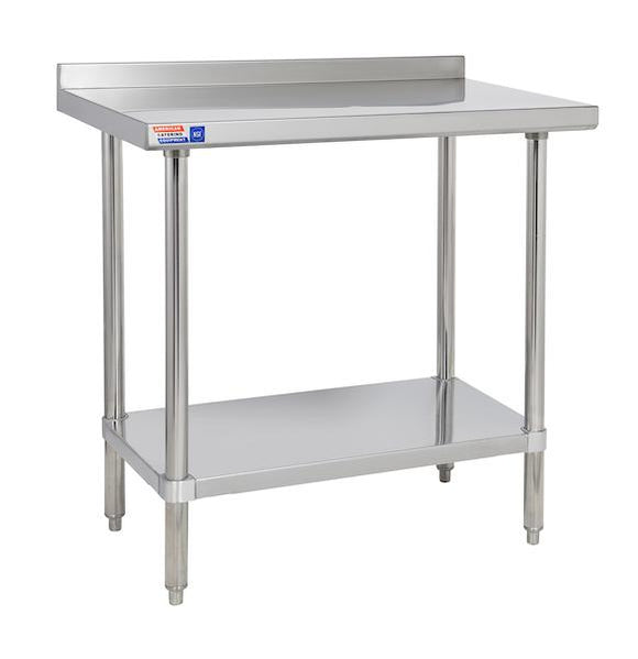 SSWB330 WALL TABLE 914 X 762 MM - American Catering Equipment (UK) Ltd