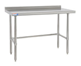 SSWB424 WALL TABLE 1219 X 610 MM - American Catering Equipment (UK) Ltd