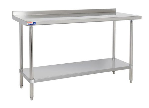 SSWB524 WALL TABLE 1524 X 610 MM - American Catering Equipment (UK) Ltd
