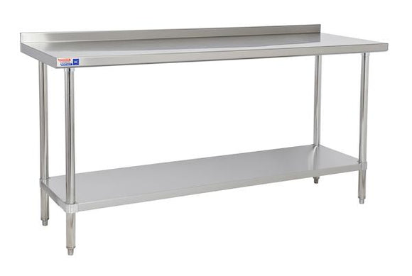 SSWB624 WALL TABLE 1829 X 610 MM - American Catering Equipment (UK) Ltd