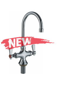 Mixer taps with lever handles - UK connections - Mono-bloc - New 2019 - American Catering Equipment (UK) Ltd