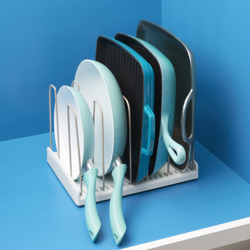 YouCopia - Store More - Adjustable Cookware Rack