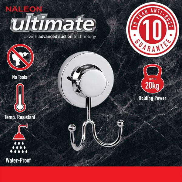 my-diygadgets-com - Naleon - Ultimate - Double Hook - Naleon - Suction Storage