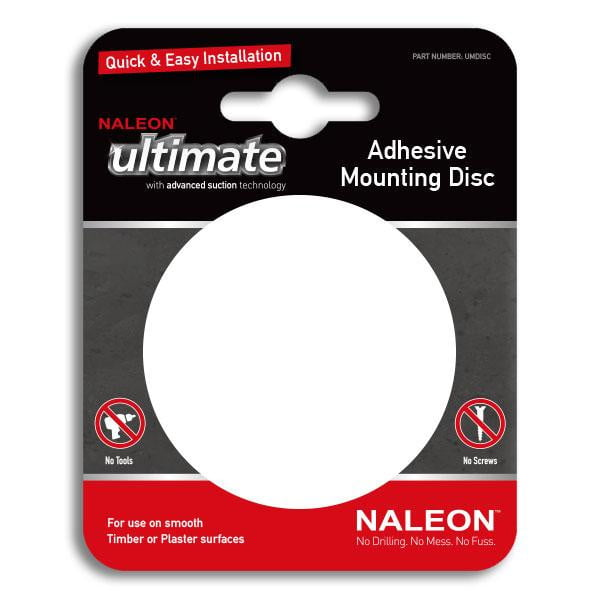 my-diygadgets-com - Naleon - Ultimate - Mounting Disk - Naleon - removable adhesive