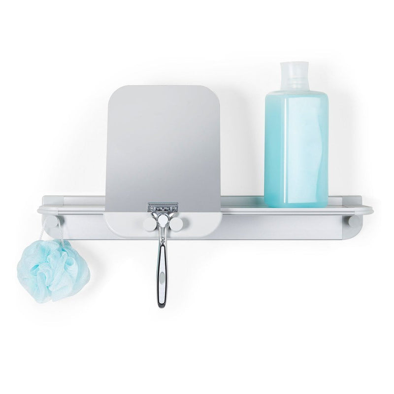 my-diygadgets-com - Better Living - Glide - Aluminum Shower Shelf With Mirror - Better Living - Shower Shelf