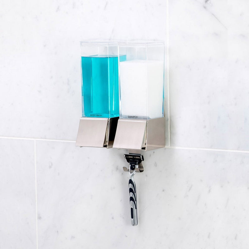 my-diygadgets-com - Better Living - Linea Luxury - Double Soap Dispenser - Better Living - Dispenser