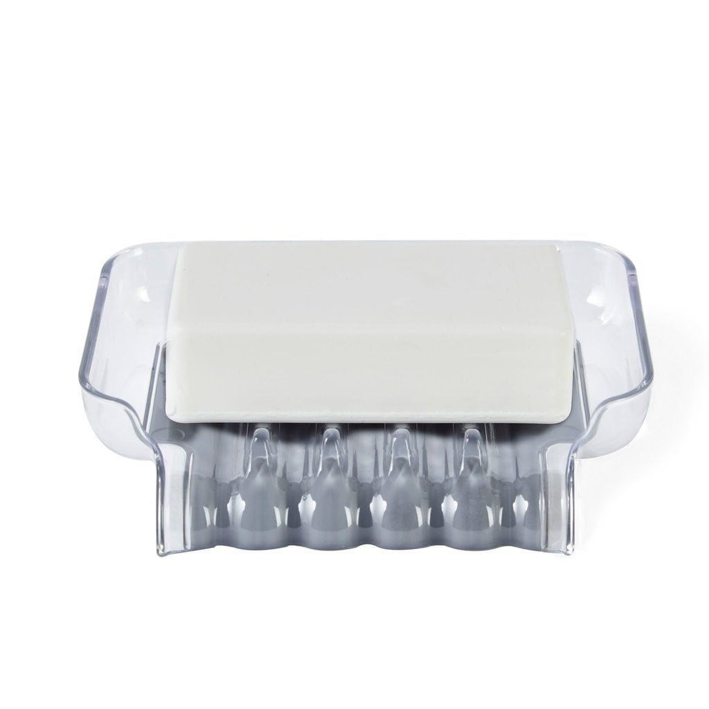 my-diygadgets-com - Better Living - Trickle Tray - Soap Dish ( Grey ) - Better Living - Soap Dish