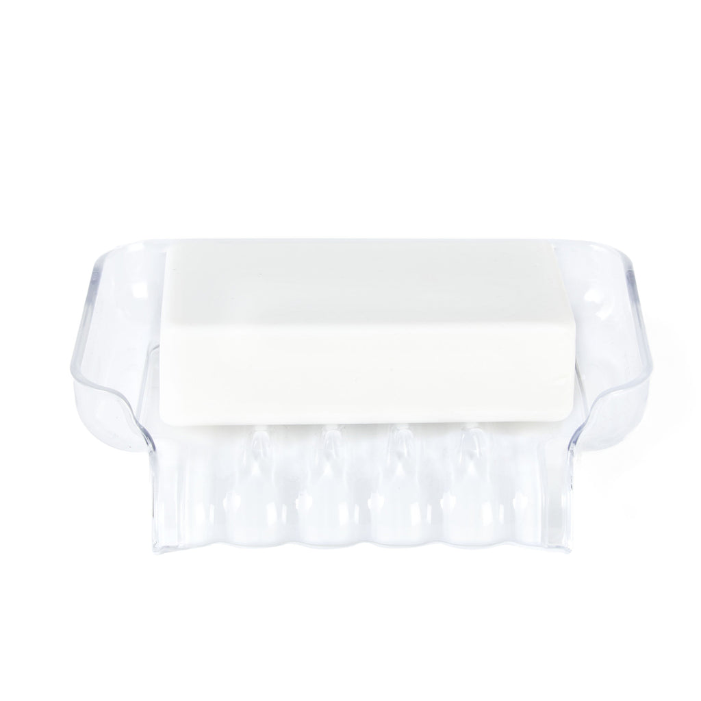 my-diygadgets-com - Better Living - Trickle Tray - Soap Dish ( White ) - Better Living - Soap Dish