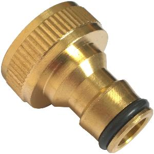 "3/4"" BST Tap Connector Brass"