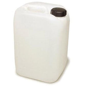 Jerrycan Water Container -  25L - no tap