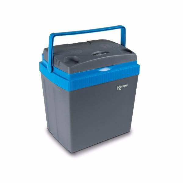 Kampa 30L TE Cooler/Coolbox Grey/Blue