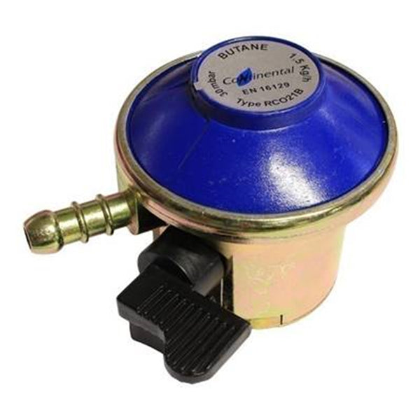 Continental 21mm clip on gas regulator