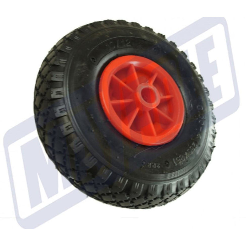 260mm Plastic Pneumatic Wheel