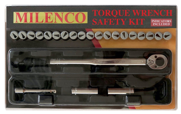 Milenco Torque Wrench Safety Kit