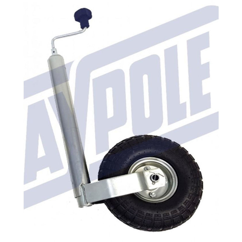 48mm Medium Duty Pneumatic Jockey Wheel