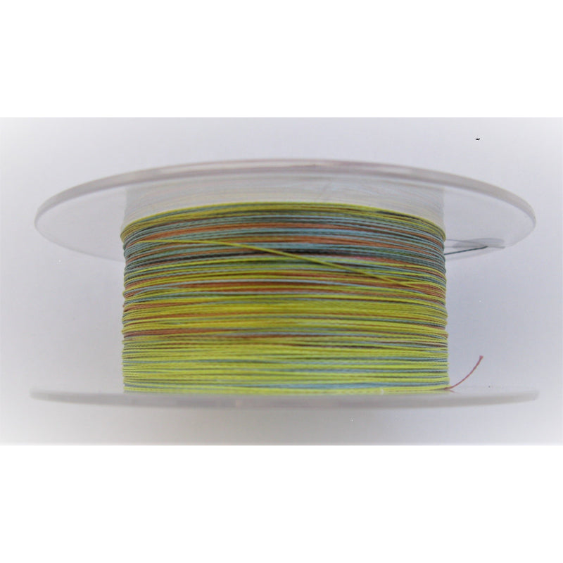 Asso PE CLASSIC Multicolour 0.18mm/20.7lb Braid