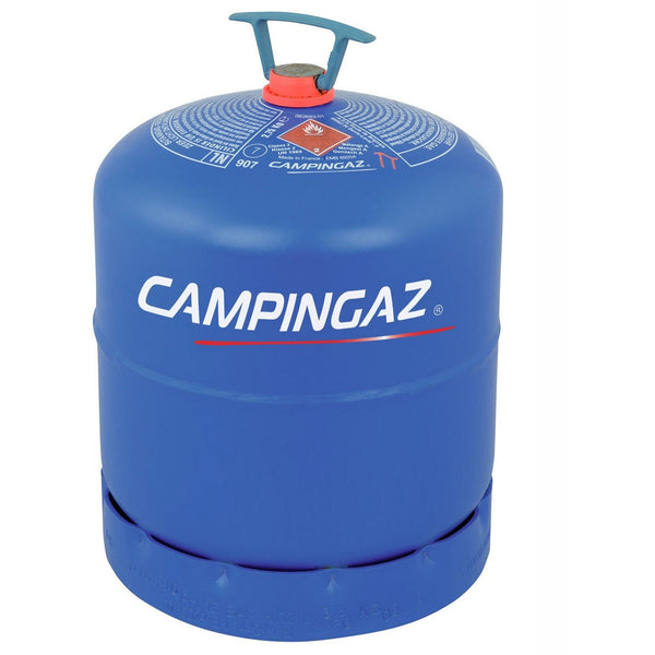 Campingaz 907 (2.72kg) LPG - Cylinder with gas
