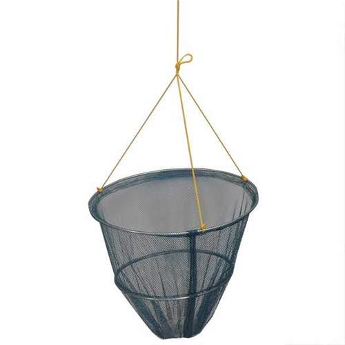 Deluxe Round Crab Drop Net - 30cm