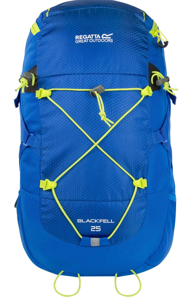 Regatta Blackfell II 25L Blue/Lime Zest