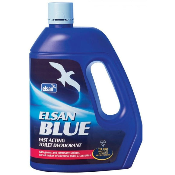 Elsan Blue Toilet Fluid - 2L