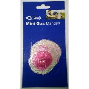 Gelert Mini Gas Mantles