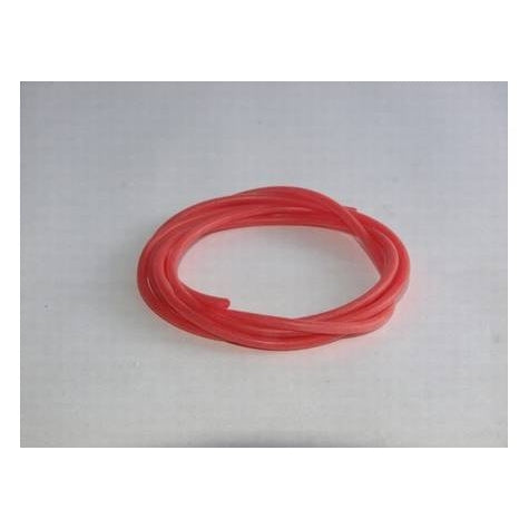 Gemini Genie 1.5mm Silicone Tubing - Red