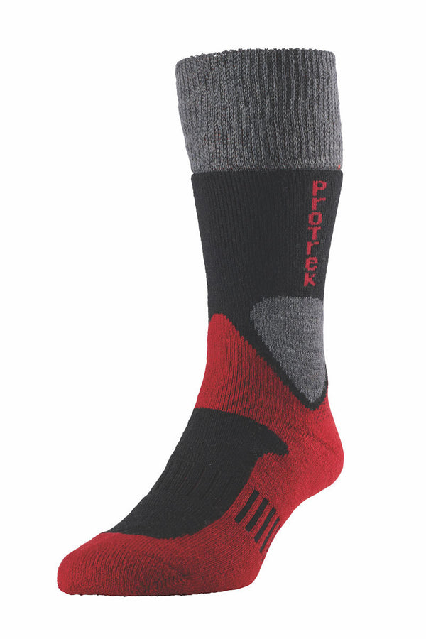 HJ Hall Protrek Challenger Socks Black - 11.5 - 13