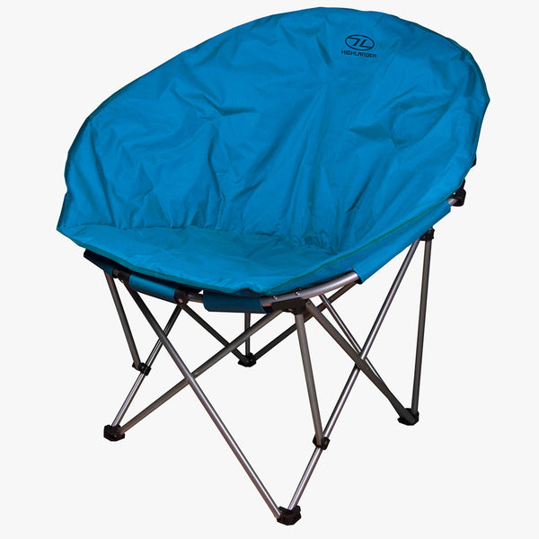 Highlander Standard Moon Chair - Denim Blue - IN STORE ONLY