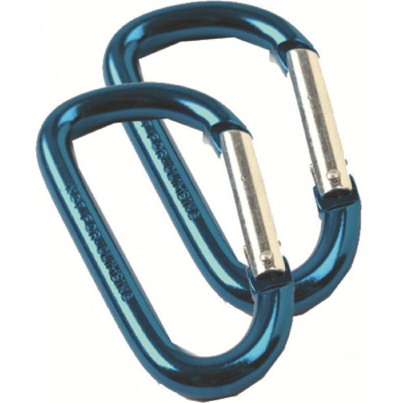 Highlander Accessory Link Karabiner - 6mm 2 pack