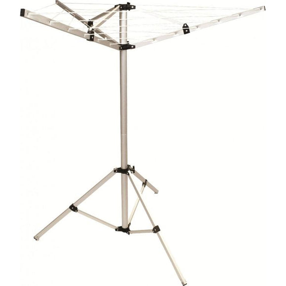 Highlander Folding 3 Arm Clothes Line/Airer