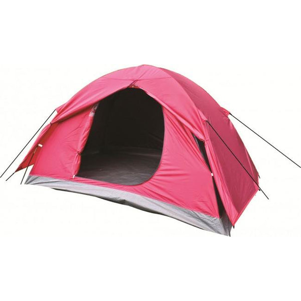 Highlander Birch 2 Tent - Rumba Red/Tango Red