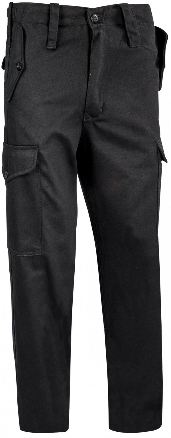 Highlander Heavy Weight Combat Trousers - Black
