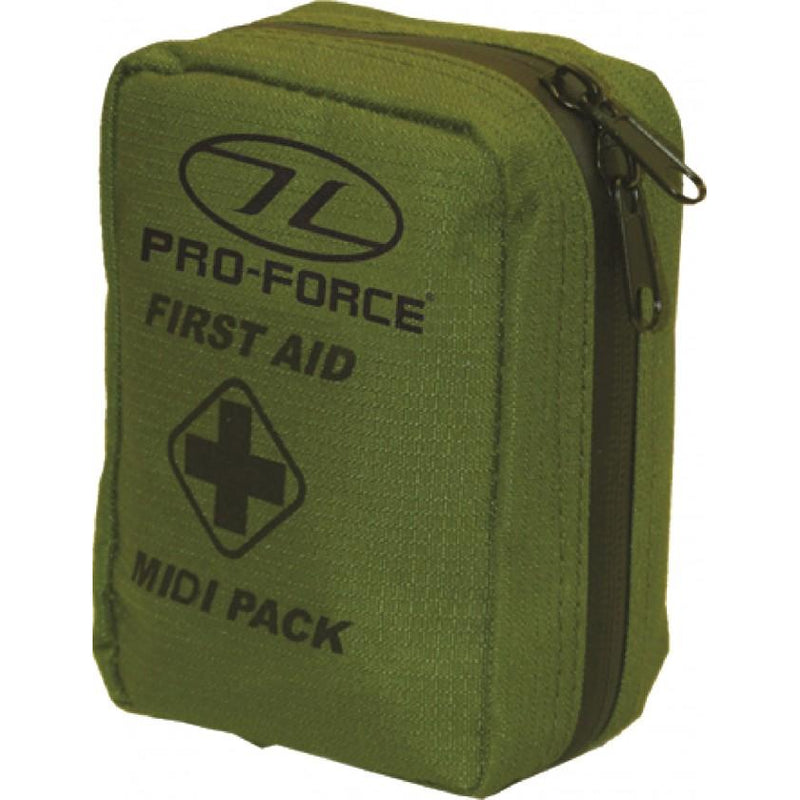 Highlander Military First Aid Kit - Midi