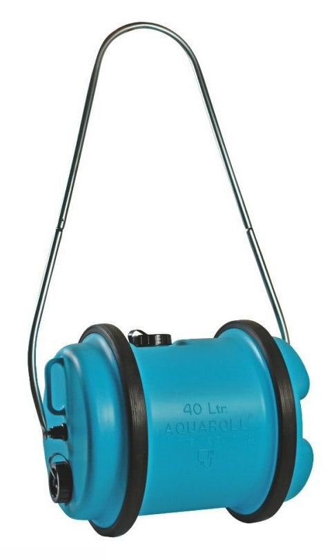 Aquaroll 40L Economy Water Container - AVAILABLE IN STORE ONLY