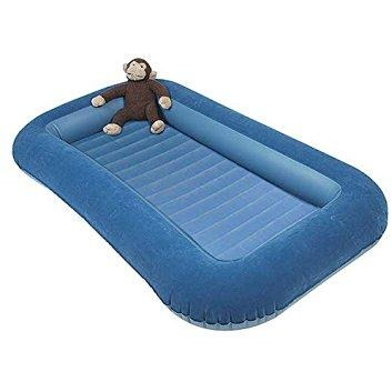 Kampa Airlock Junior Childs Air Bed - Blue