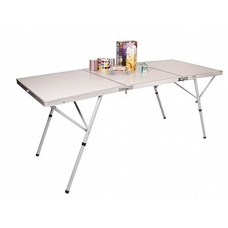 Kampa Trifold Table - Large Family Camping Table