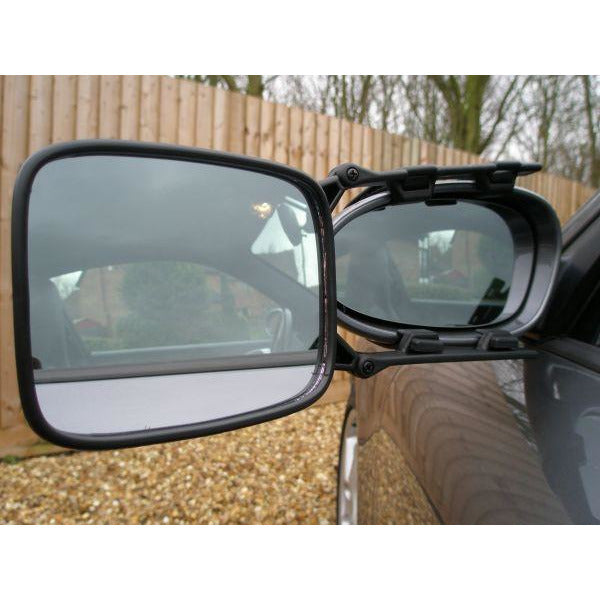 Milenco MGI Safety Towing Mirror - Convex