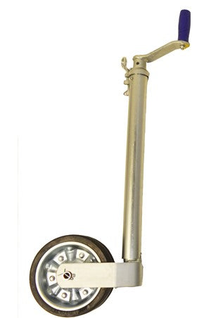 Maypole 48mm Heavy Duty Smooth Jockey Wheel - IN STORE ONLY