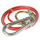 Maypole Breakaway Cable Red - 1m x 3mm
