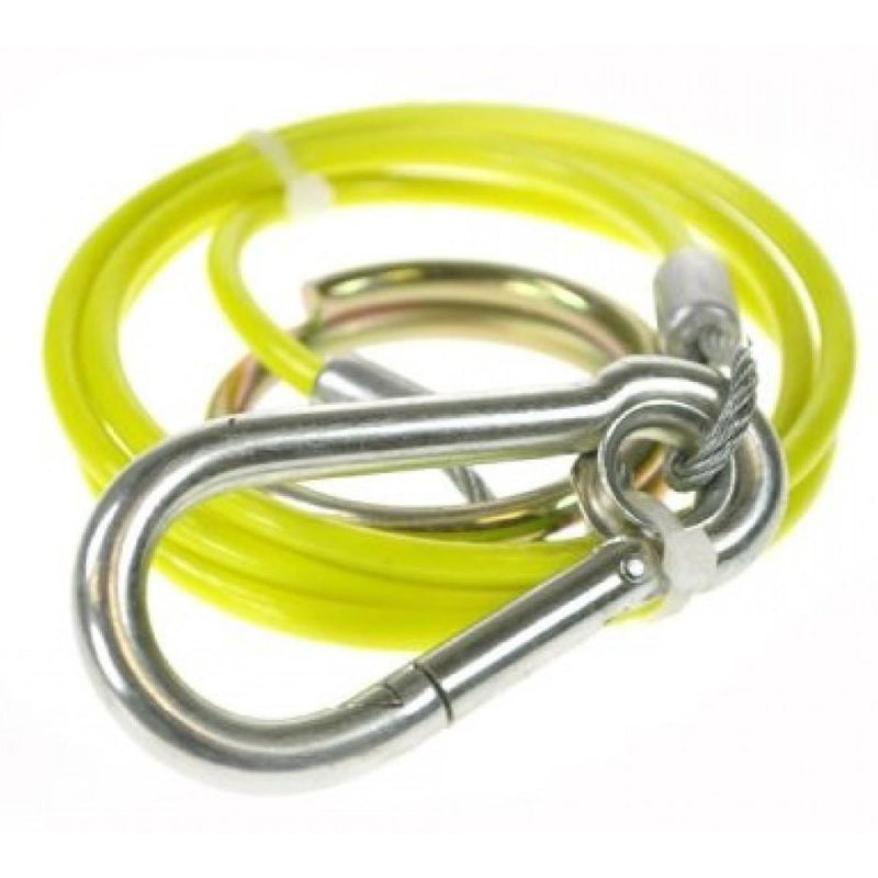 Maypole Breakaway Cable 1m x 3mm Yellow