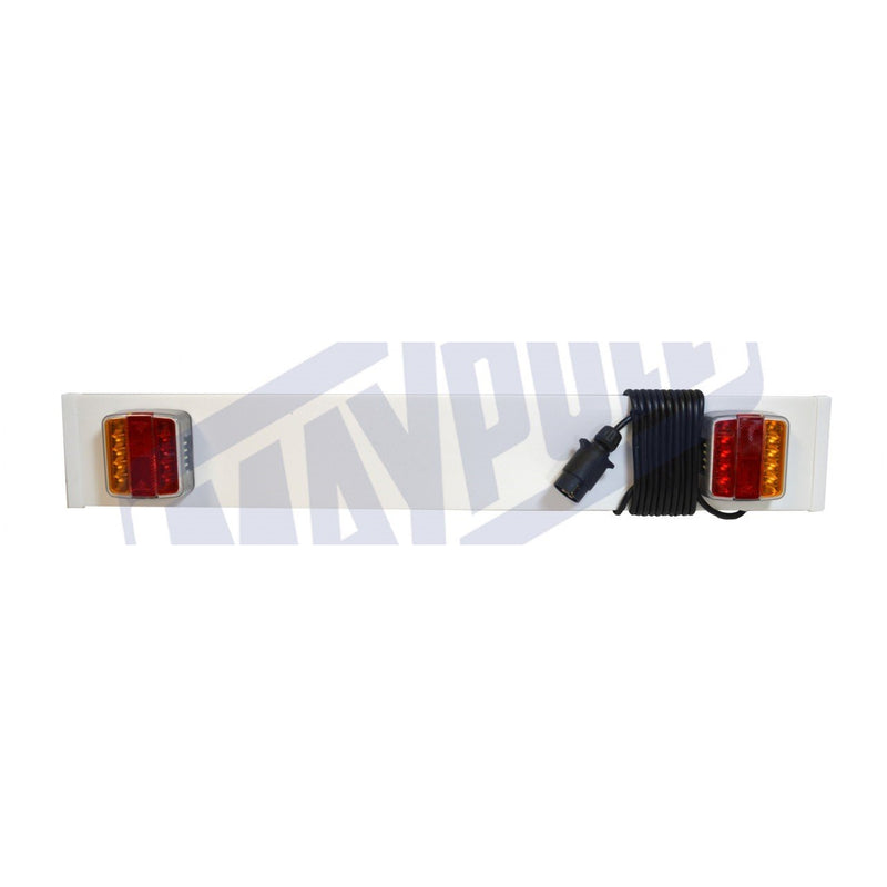 Maypole Trailer Board 3ft 4m Cable LED