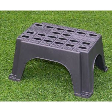Milenco Single Plastic Step - AVAILABLE IN STORE ONLY