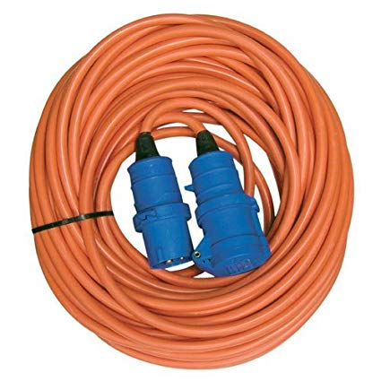 Gimeg 25m Caravan Mains Extension Lead