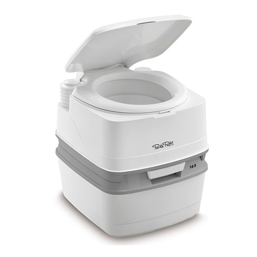 Thetford Porta Potti Qube 165 White - AVAILABLE IN STORE ONLY